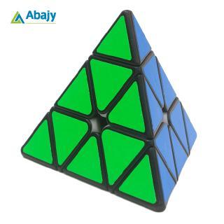 Yuxin Little Magic Professional Pyramid 3x3x3 Speed Magic Cube Puzzle Cube Children Adult Education
