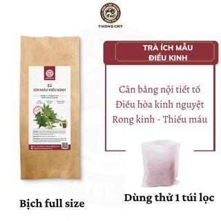Dùng thử Trà ích mẫu nguyên chất NAM SHAN - Điều hòa kinh nguyệt, đau bụng kinh, rong huyết chỉ sau 10 ngày thumbnail
