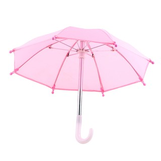 """Lovely Umbrella for 18"""" American Our Generation Doll Accessories Pink"""