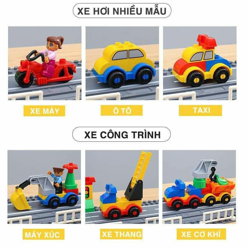 Lego Duplo 111 chi tiết