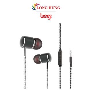 Tai nghe có dây Bagi Extra Bass BM-M2 - Hàng chính hãng