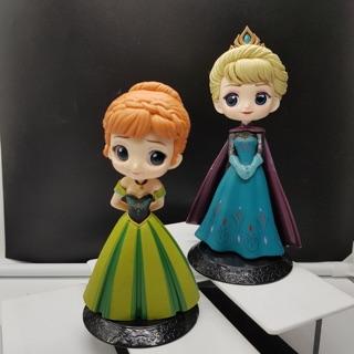 Mô Hình công chúa Elsa Anna