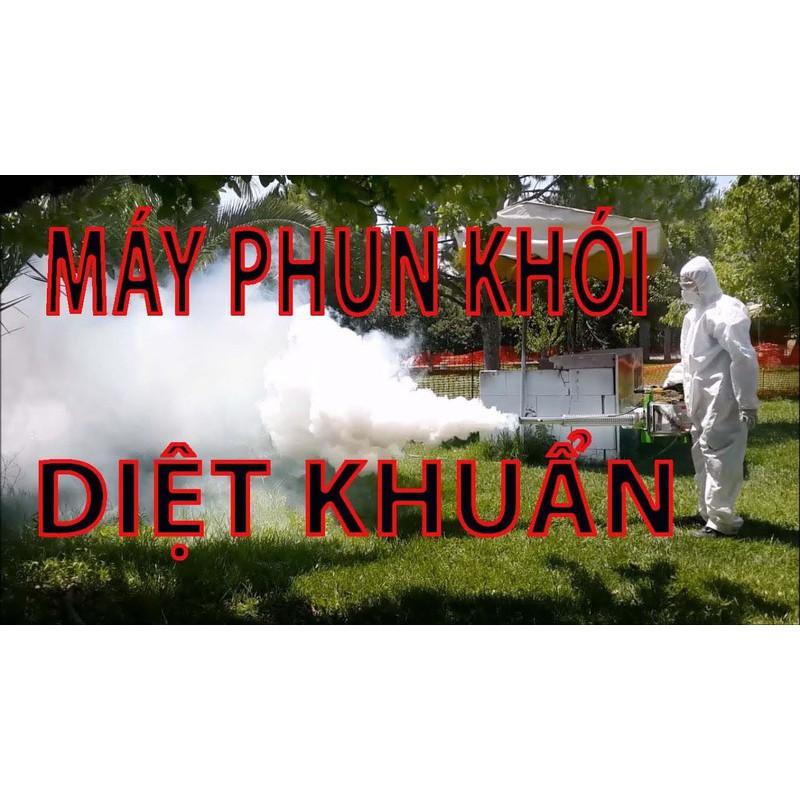Máy phun khói Hàn Quốc diệt côn trùng, khử trùng y tế VNPK 150SK tặng dung môi phun khói