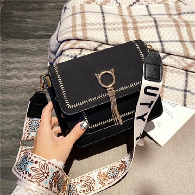 Túi xách đeo chéo nữ đẹp Hàn Quốc 2020 UTY DC67