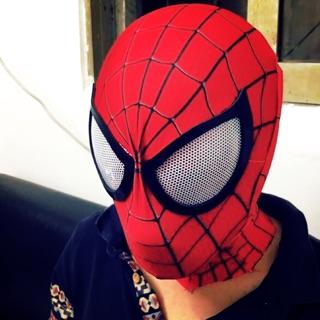 Mặt nạ nhện spider man