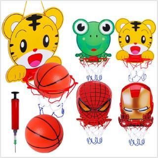 Children cartoon Basketball Rack