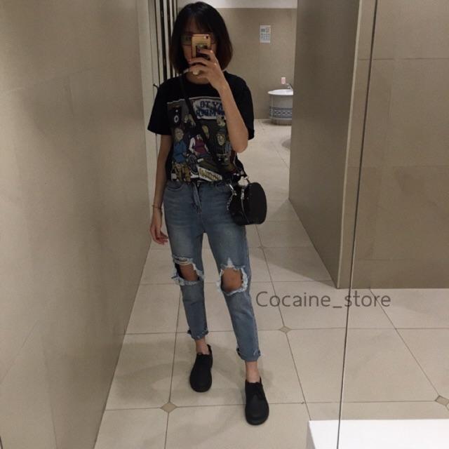 #Q11CS Baggy Jeans