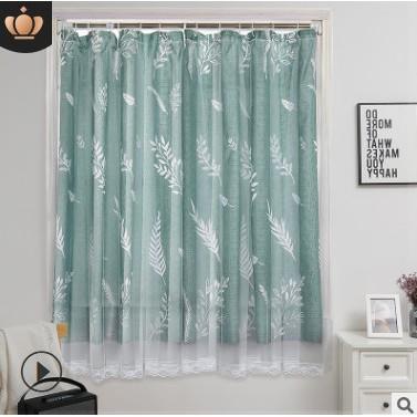 Rèm cửa Cheo tường ,Dán tường chống nắng, dán trang trí cửa sổ - phòng khách dễ dàng lắp đặt không khoan đục rèm cửa