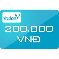 Thẻ cào vinaphone 200k ( Mã thẻ vina 200000) - 3070239 , 364233636 , 322_364233636 , 200000 , The-cao-vinaphone-200k-Ma-the-vina-200000-322_364233636 , shopee.vn , Thẻ cào vinaphone 200k ( Mã thẻ vina 200000)