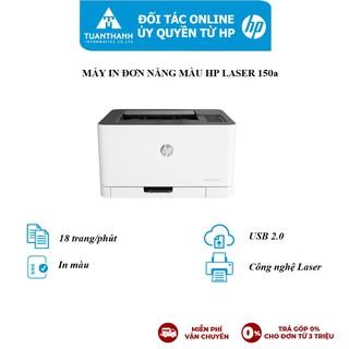 Máy in màu HP Color Laser 150a,1Y WTY_4ZB94A