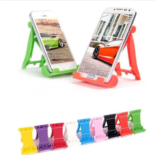 Giá đỡ điện thoại hình cái ghế đa năng xếp gọn (Giao màu ngẫu nhiên)