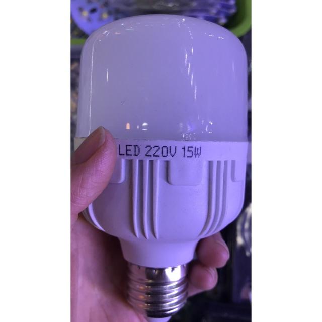 Bóng đèn led Bulb đui xoáy 220v-15w