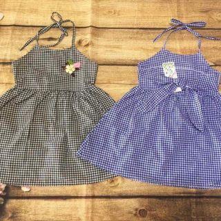 Freeship 99k TQ_Combo set váy cho bé thanh lý