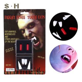 Răng & máu halloween
