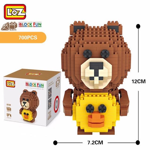 Lego mini LOZ 9739