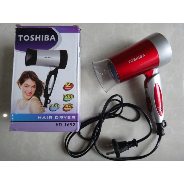 Máy sấy tóc Toshiba HD-1692 (HÀNG CAO CẤP)