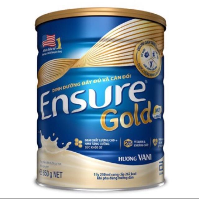 Sữa ensure gold hương vani lon 400g date 2020 (mau moi) - 9930765 , 434274126 , 322_434274126 , 310000 , Sua-ensure-gold-huong-vani-lon-400g-date-2020-mau-moi-322_434274126 , shopee.vn , Sữa ensure gold hương vani lon 400g date 2020 (mau moi)