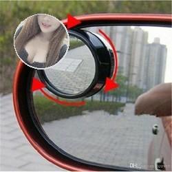 [Gia Dụng Chất Lượng] Chiếu hậu gương nhỏ tròn spot mirror - 3111 giá rẻ