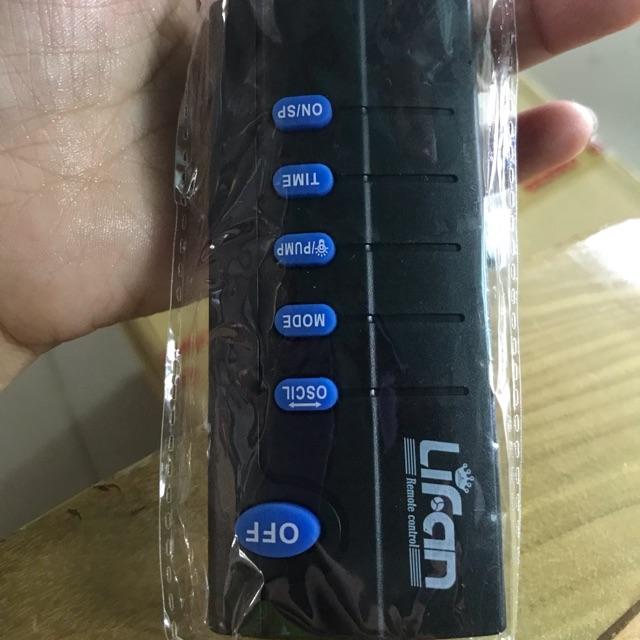 Remote quạt rời Lifan (loại dùng quạt treo tường và quạt đứng Lifan)