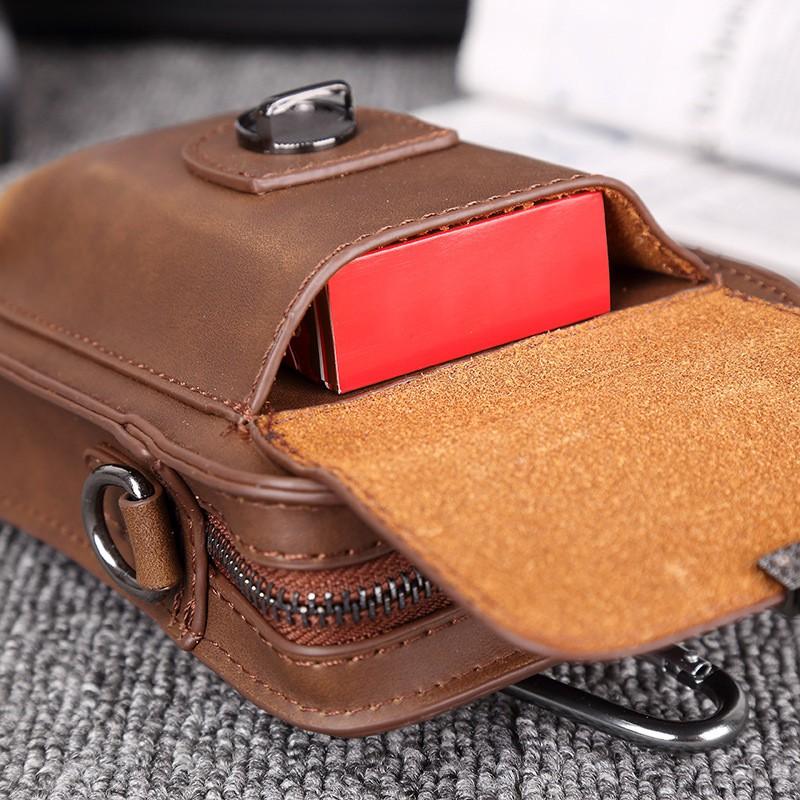 Túi Đeo Chéo Mini Đựng Smartphone P055 - Kiểu Dáng Nhỏ Gọn - Thời Trang Tiện Dụng
