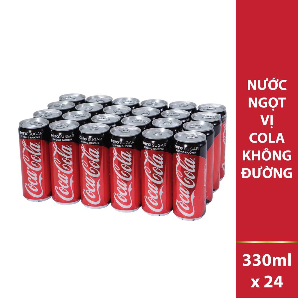 [Mã GRO1COKE10K giảm 10K đơn 99K] Lốc 24 lon Nước ngọt Coca-cola Zero 330ml - 13797720 , 1744510438 , 322_1744510438 , 233000 , Ma-GRO1COKE10K-giam-10K-don-99K-Loc-24-lon-Nuoc-ngot-Coca-cola-Zero-330ml-322_1744510438 , shopee.vn , [Mã GRO1COKE10K giảm 10K đơn 99K] Lốc 24 lon Nước ngọt Coca-cola Zero 330ml