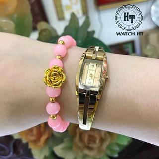 Đồng hồ nữ Haoba407L siêu sang Kính Sapphire chống xước chống nước tuyệt đối thumbnail