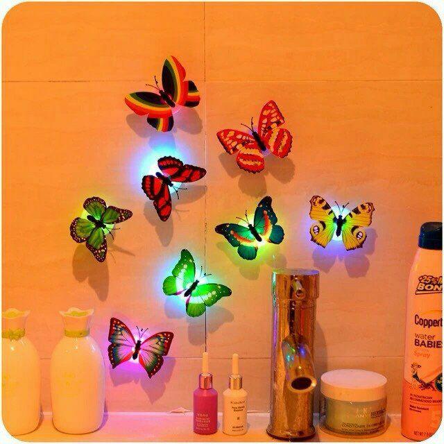 Combo 5 bướm phát sáng