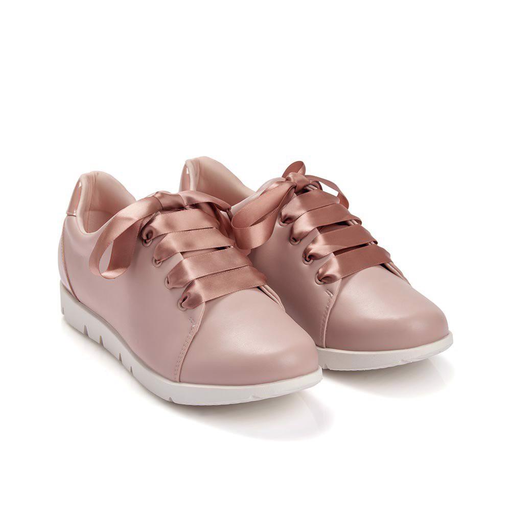 [Mã FASHIONJU27 giảm 20% đơn 199K] [Mã FASHIONJU20 giảm 20% đơn 199k] Juno - Giày Sneaker Nữ Fashion Model TT