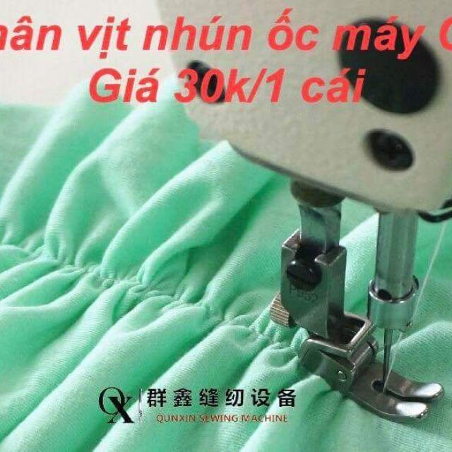Chân vịt may nhún dùng cho máy công nghiệp và bán công nghiệp - 9987081 , 1051092947 , 322_1051092947 , 28000 , Chan-vit-may-nhun-dung-cho-may-cong-nghiep-va-ban-cong-nghiep-322_1051092947 , shopee.vn , Chân vịt may nhún dùng cho máy công nghiệp và bán công nghiệp