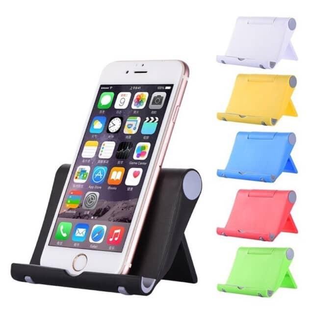 Giá đỡ/kệ đa năng Universal Stents S059 cho điện thoại và tablet dùng để bàn, văn phòng, bàn làm việc (màu ngẫu nhiên)