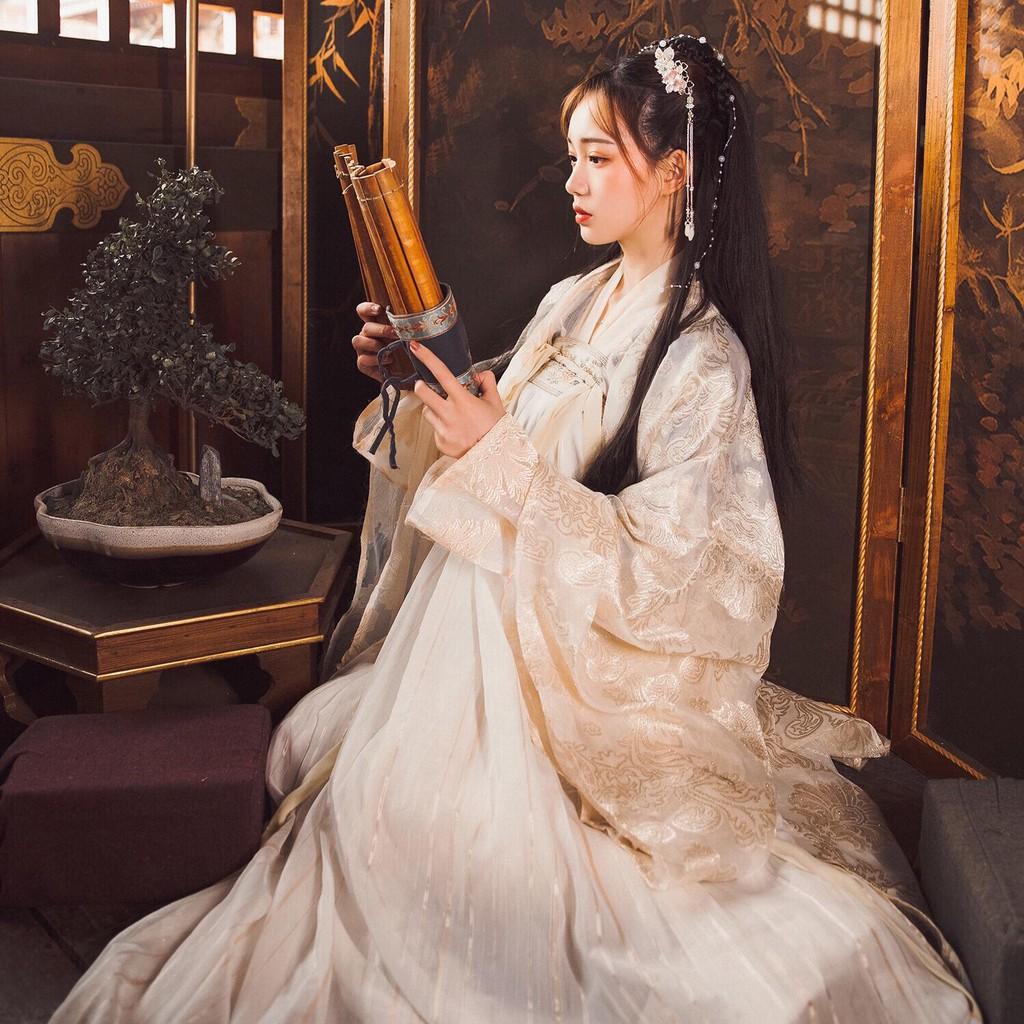 Bộ Hán Phục phong cách cổ trang duyên dáng sang trọng cho nữ - 14810714 , 2634175824 , 322_2634175824 , 299000 , Bo-Han-Phuc-phong-cach-co-trang-duyen-dang-sang-trong-cho-nu-322_2634175824 , shopee.vn , Bộ Hán Phục phong cách cổ trang duyên dáng sang trọng cho nữ