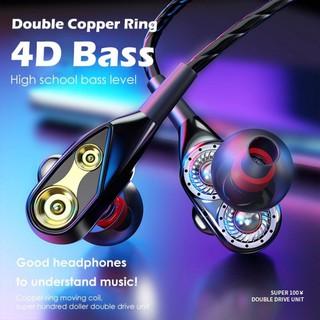 Tai nghe Purebass Hi-Res giắc cắm 3.5mm kèm Mic - JB-11 thumbnail