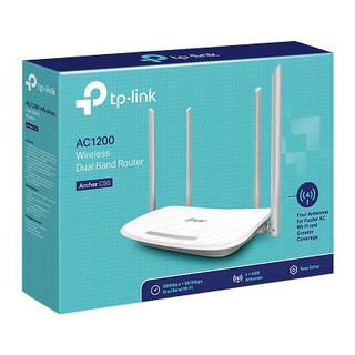 Router Wifi Băng Tần Kép AC1200 TP-Link Archer C50 – Hàng Chính Hãng