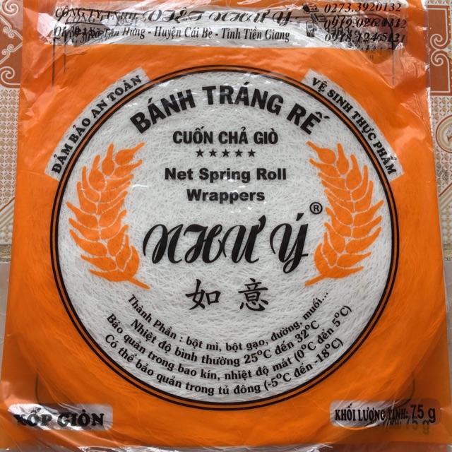 5 gói Bánh tráng rế chính hãng Như Ý Thơm ngon - Giòn xốp