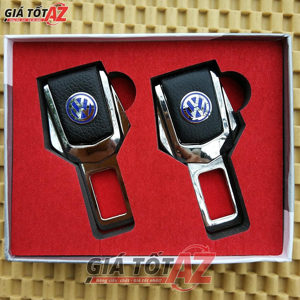Bộ 2 Chốt ngắt cảnh báo thắt đai an toàn xe ô tô - Logo VOLKSWAGEN loại bọc da cao cấp - 3273157 , 835869396 , 322_835869396 , 119000 , Bo-2-Chot-ngat-canh-bao-that-dai-an-toan-xe-o-to-Logo-VOLKSWAGEN-loai-boc-da-cao-cap-322_835869396 , shopee.vn , Bộ 2 Chốt ngắt cảnh báo thắt đai an toàn xe ô tô - Logo VOLKSWAGEN loại bọc da cao cấp
