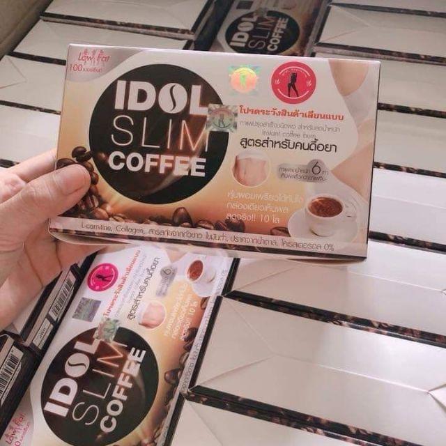 Cafe idol slim Thái Lan