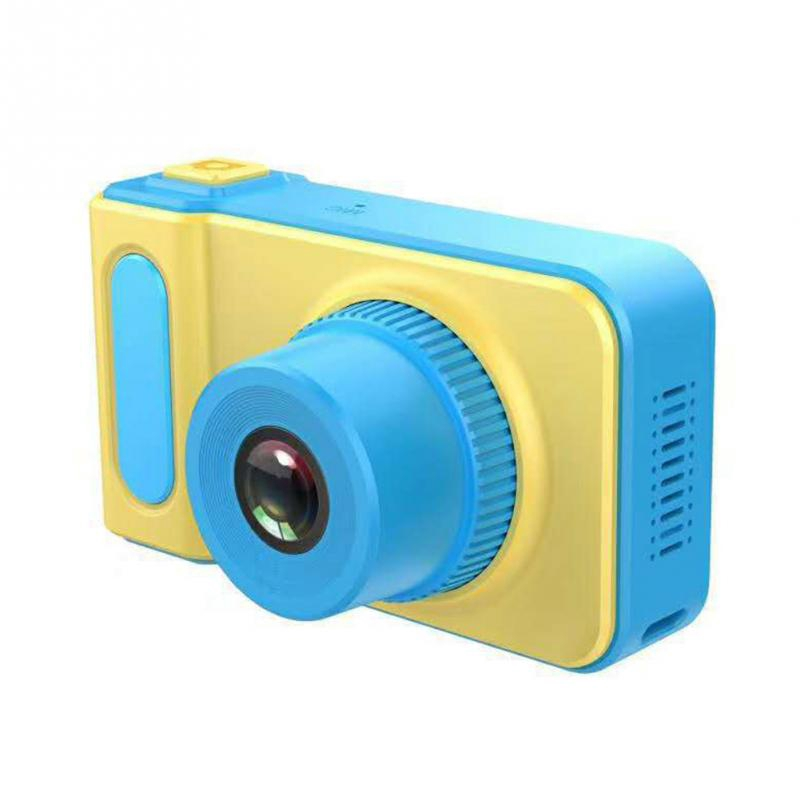 HD screen Kid Camera Toys Mini Lovely Kids Anti-shake Digital Camera Expansion for Birthday Gift Educational Toy
