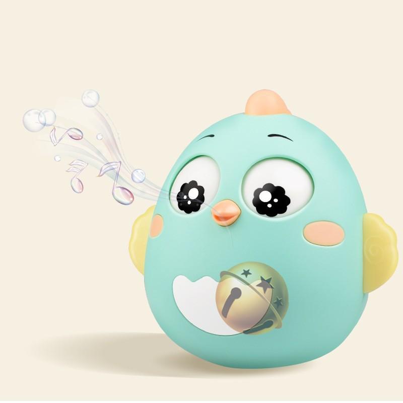 Đồ chơi trẻ em sơ sinh 3-12 tháng hình gà con