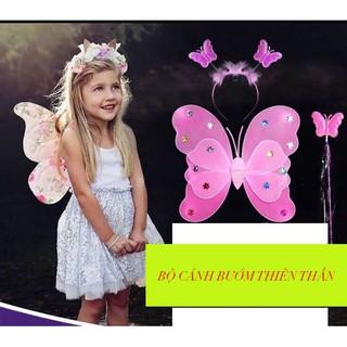 Bộ cánh bướm thiên thần đáng yêu siêu bền