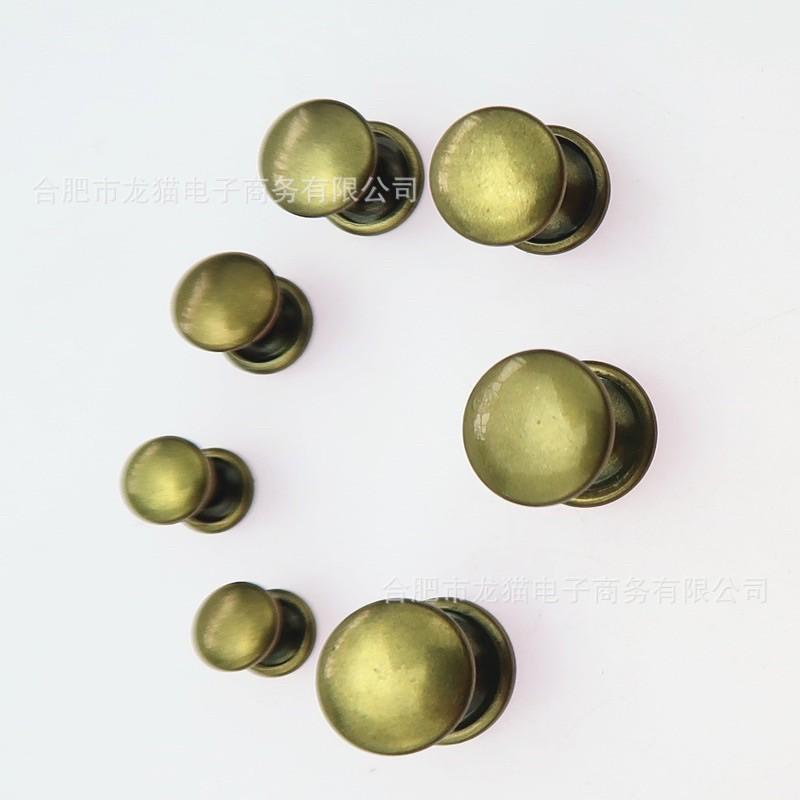 Đinh tán 2 mặt - phụ kiện túi xách ( 10 cái/ túi)