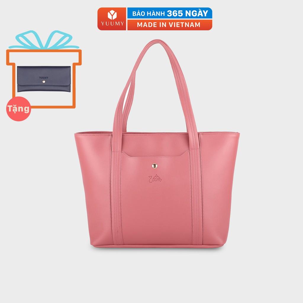 Túi xách tay nữ thời trang YUUMY YTX1 nhiều màu