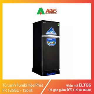 Tủ Lạnh Funiki Hòa Phát FR 126ISU - 126 lít   Chính hãng, Giá rẻ
