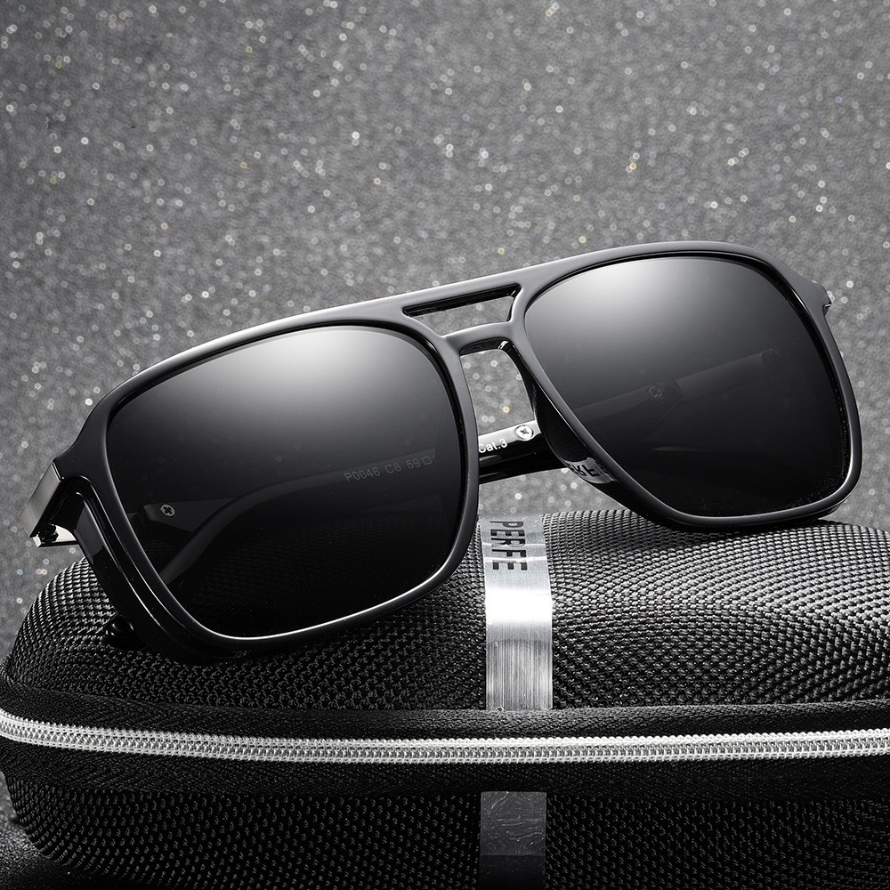 Mắt kính thời trang Unisex PE0046 - Tròng Polaroid