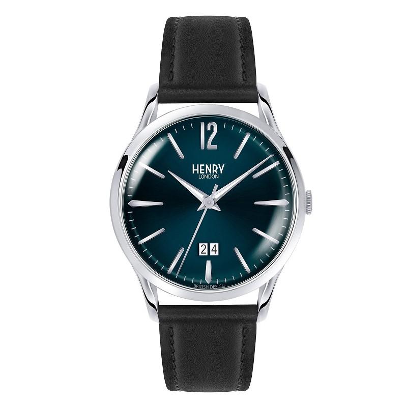 Đồng hồ nam Henry London HL41-JS-0035 Knightsb
