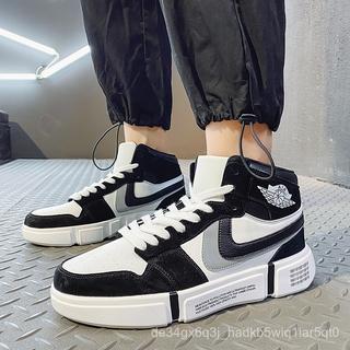 Giày thể thao nam nữ phong cách thời trang mùa xuân và mùa thu Giày bóng rổ Giày CHA hỗ trợ
