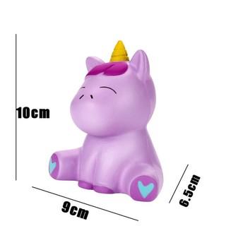Cục nắn bóp đàn hồi chậm hình hoạt hình quà tặng đồ chơi giảm căng thẳng