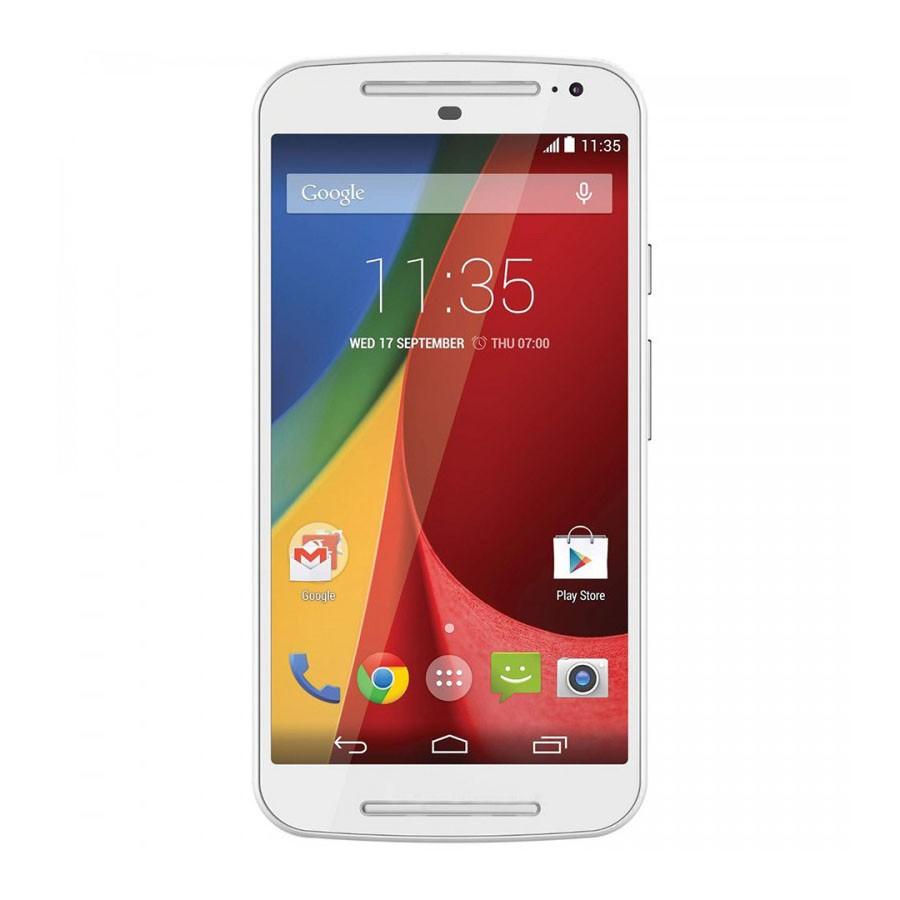 Motorola Moto G 8GB Dual Sim (2ND GEN) (Trắng) - 2649875 , 12144772 , 322_12144772 , 3440000 , Motorola-Moto-G-8GB-Dual-Sim-2ND-GEN-Trang-322_12144772 , shopee.vn , Motorola Moto G 8GB Dual Sim (2ND GEN) (Trắng)