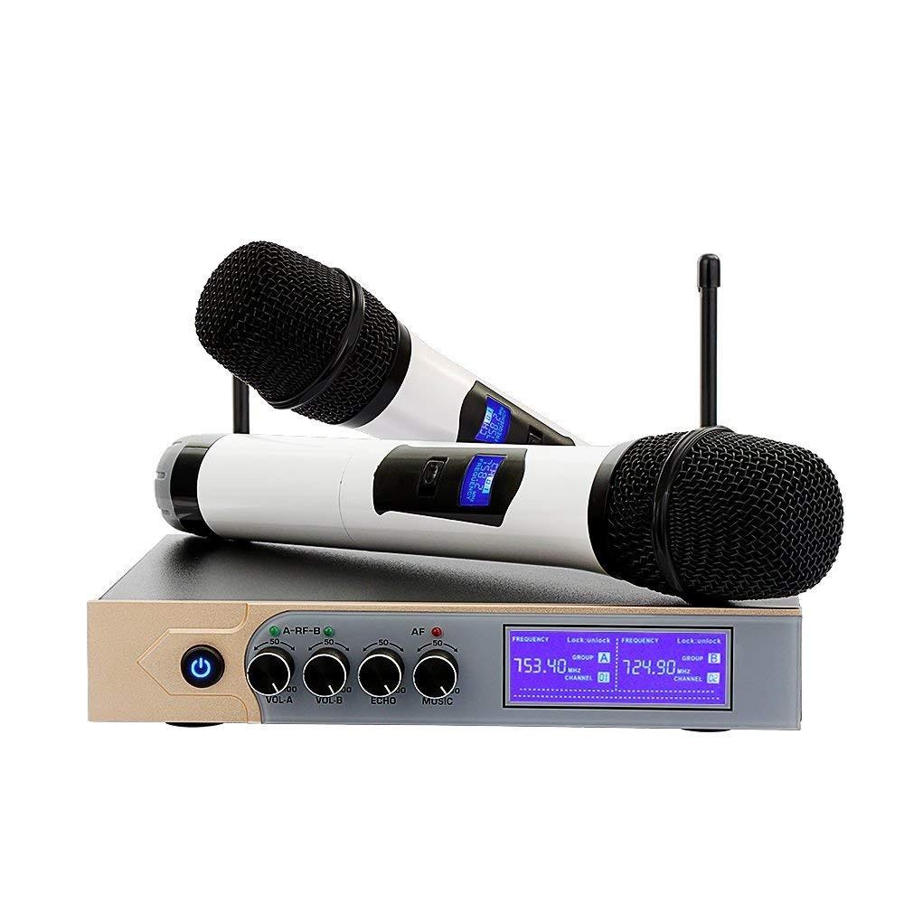 Micro Karaoke không dây ARCHEER X168 UHF có màn hình - 2780871 , 1350153900 , 322_1350153900 , 2190000 , Micro-Karaoke-khong-day-ARCHEER-X168-UHF-co-man-hinh-322_1350153900 , shopee.vn , Micro Karaoke không dây ARCHEER X168 UHF có màn hình