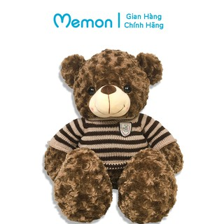 Gấu Bông Teddy Socola Cao Cấp Memon
