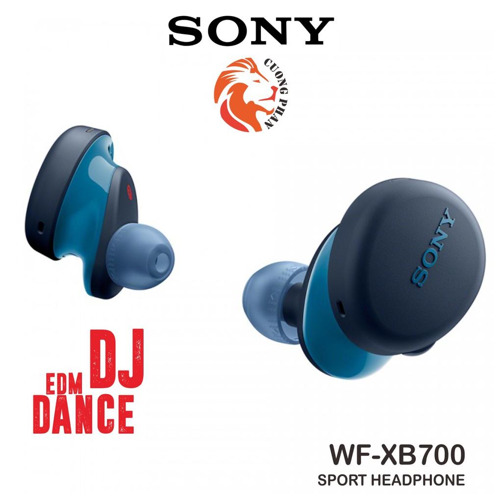 Tai nghe True Wireless Extra Bass Sony WF-XB700 - Bảo Hành 12 Tháng Toàn Q